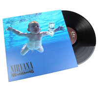 Nirvana: Nevermind (180g) Vinyl LP