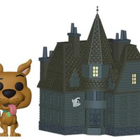 Scooby-Doo with Haunted Mansion Funko Pop! Town