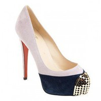 Christian Louboutin Maggie - Lilac/Navy $181,christianlouboutin,namely red bottom shoes,discount louboutins