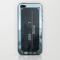 Skyrim Anything iPhone & iPod Skin by Danyul