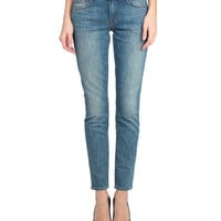 J Brand Cotton boy-fit Ellis jeans