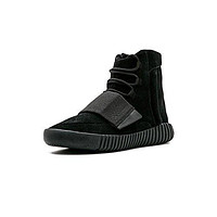 ADIDAS MENS YEEZY BOOST 750 'TRIPLE BLACK' -BB1839