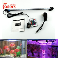 Aquarium Accessories LED Lighting RGB Lamp for Aquarium Fish Reef Tank Waterproof LED Light Bar in Water with Driver Controller