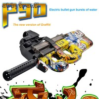 P90 Electric Toy airsoft Paintball gun