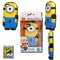 Despicable Me 2 Chara-Cover Minion Carl iPhone 5 Phone Case - 2013 SDCC Exclusive by Huckleberry