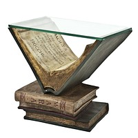 Antique Side Table | Eichholtz Old Books