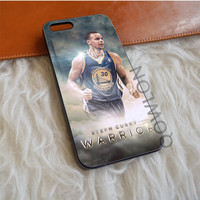 Stephen Curry Golden State Warriors iPhone 5   5S   SE Case