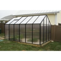Riverstone Monticello 20-Foot Interior Shade Cloth System for 20-Foot Greenhouse