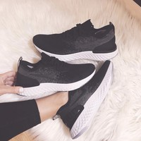Nike Epic React Flyknit Sports Sneaker