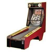 Skee-Ball Classic 2010 Alley