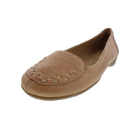 Naturalizer Womens Intense Leather Loafer Round-Toe Shoes