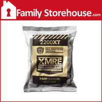 MRE 2200XT - High Calorie Meal Ready To Eat
