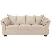 Darcy Sofa in Stone Fabric