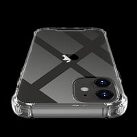 Clear Case for iPhone 12 mini / 12 / 12 Pro / 12 Pro Max Shockproof Cover Transparent by Shamo's
