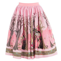 Pinup Couture Jenny Skirt in Hansel & Gretel Print