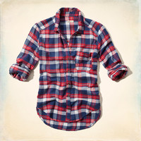 Malibu Flannel Shirt