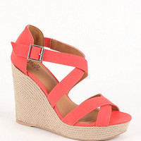 coral wedge at PacSun.com