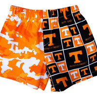 Tennessee Volunteers Boys and Toddlers Boxers, Boxers, Boys Briefs, Boys Underwear, Shorts