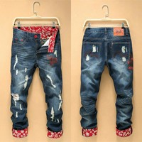 Loose Robin Jeans