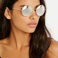 Octagon Round Sunglasses