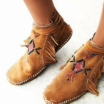 FP Collection Womens Brookline Moccasin