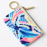 Lilly Pulitzer Ocean Jewels Key ID Case