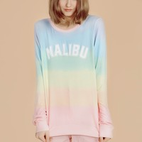 Malibu Sunscreen Baggy Beach Jumper