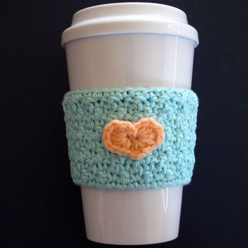 Crochet Cozy with a Heart