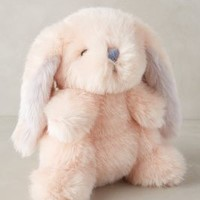 Posy Bunny by Anthropologie Pink One Size House & Home