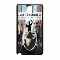 A Day To Remember Sand Watch Master Samsung Galaxy Note 3 Case