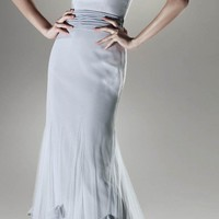 Beautyful one shoulder trumpet dress style 0bd00730 - $229| wedding-dress-bee.net