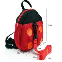 Child Anti-lost bags foreign anti lost baby toddler nursery shoulder bag cartoon bag