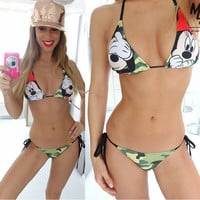 Sexy Summer New Arrival Beach Swimsuit Hot Swimwear Mouse Bikini [9909140047]