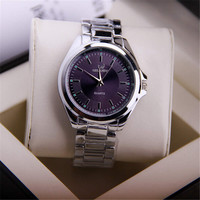 Mens Classic Steel Strap Wrist Watches Boys Luminous Casual Sports Watch Best Christmas Gift