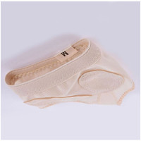 2PC  Professional Belly/Ballet Dance Toe Pad Practice Shoes Foot Thong Protection Dance Socks Foot Thongs Dance Accessories