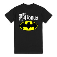 My Patronus is Batman (Harry Potter)