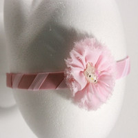 Hello Kitty  Pink and dark pink headband