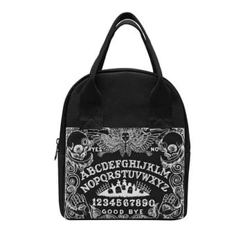 Ouija Board Angel Lunchbag