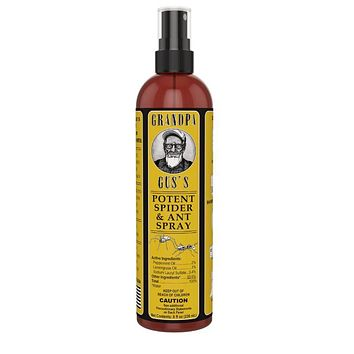 Grandpa Gus's Spider and Ant Repellent Spray