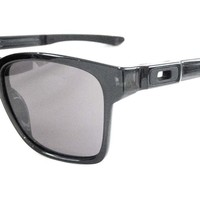 [OO9272-08] Mens Oakley Catalyst Sunglasses Black Ink Warm Grey