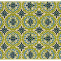 Kau Outdoor Rug, Green/Multi, Area Rugs