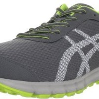 ASICS Men's GEL-Matchplay 33 Golf Shoe,Titanium/Lime,10.5 M US