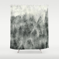 Everyday Shower Curtain by Tordis Kayma