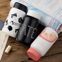 Cartoon Thermos Cup Bottle Stainless Steel Vacuum Cup Thermocup Thermal Mug Insulated Tumbler For Car Coffee Mug Christmas Gift