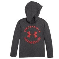 Under Armour Boys' Pre-School UA Tech Word Hoodie