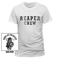 Sons Of Anarchy 'Reaper Crew' T-Shirt