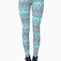 Jewel Tribal Legging