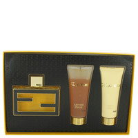Fan Di Fendi Extreme by Fendi, Gift Set -- 2.5 oz Eau De Parfum Spray + 2.5 oz Body Lotion + 2.5 oz Shower Gel