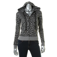 Juicy Couture Black Label Womens Naughty Modal Blend Original Jacket