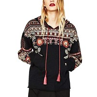 Hippie Sweatshirt